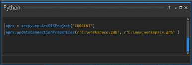 Python 3 conda için ArcGIS