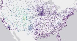 geosheets continental us hava durumu istasyonları