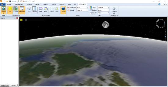 Geomedia State 3D
