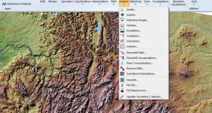 Geomedia yüzey araçları