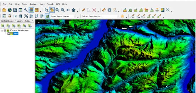 mavi mermer küresel mapper yazılımı