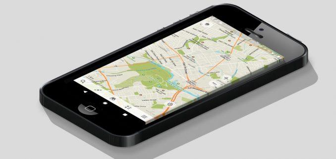 gps navigasyon uygulamaları