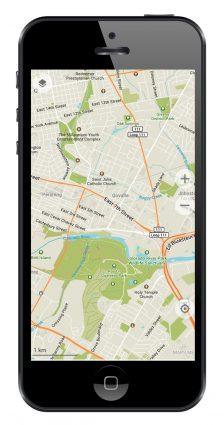 GPS Navigasyon Uygulamaları Maps Me