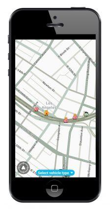 GPS Uygulamaları Waze