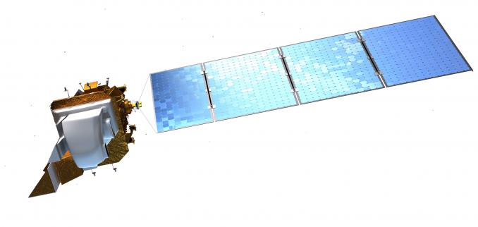 Landsat uydusu