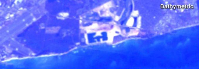 Landsat Batimetrik
