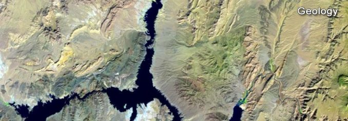 Landsat Jeolojisi