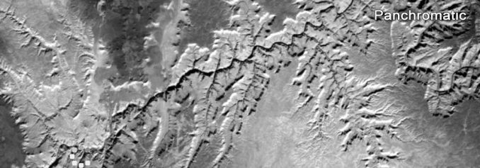 Landsat Pankromatik