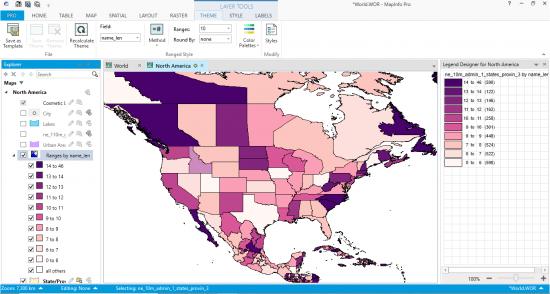 MapInfo Profesyonel Tematik Haritalar
