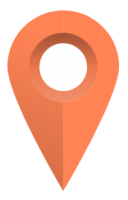 harita işaretleyici raptiye