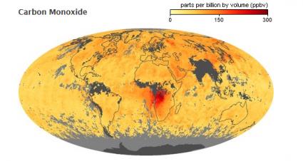NASA Dünya Gözlemevi: Küresel Çevre ve İklim Verileri