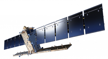 Sentinel uydusu