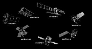sentinel uydular copernicus programı